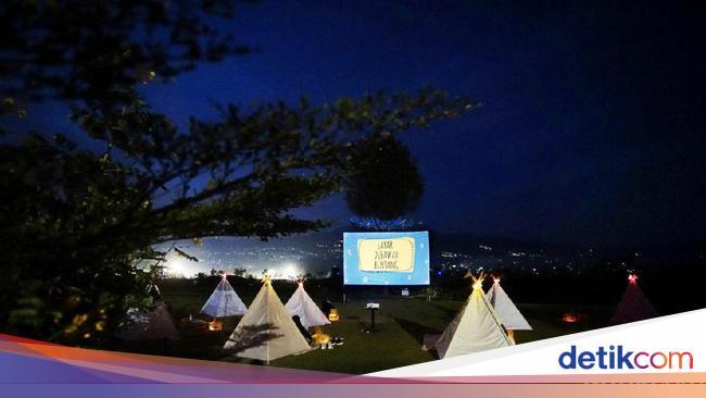 Di Bandung, Bisa Nonton Film dalam Tenda di Bawah Bintang ...