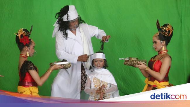 Sandratari Anak Gimbal Buka Gelaran Dieng Culture Festival 2020