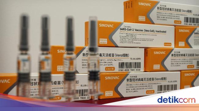 detikHealth China Akui Vaksin Corona Buatannya Kur