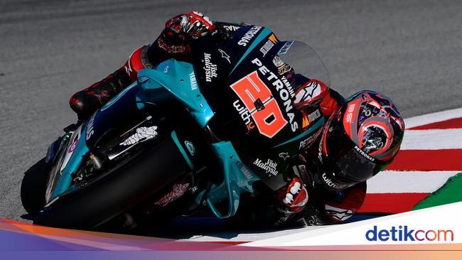 Klasemen MotoGP 2020: Fabio Quartararo Kembali Teratas
