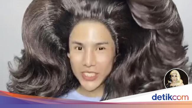 Viral Gaya Rambut Drag Queen Thailand yang Disebut Mirip ...