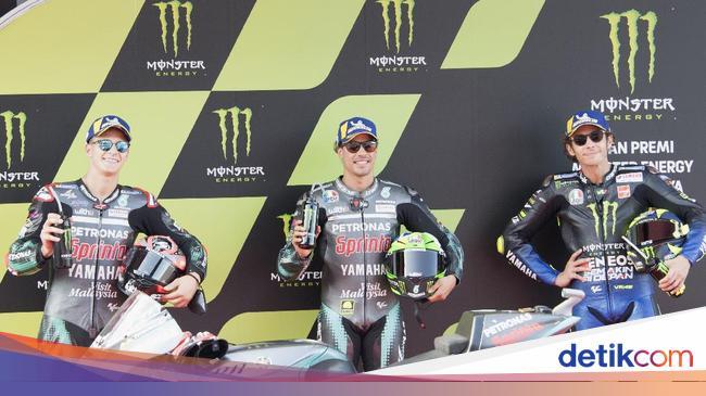 Saksikan Live Streaming MotoGP Catalunya 2020 di d
