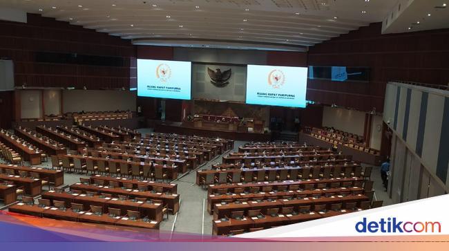 Anggota Baleg DPR Fraksi PKS Ngaku Belum Dapat Draf Final ...