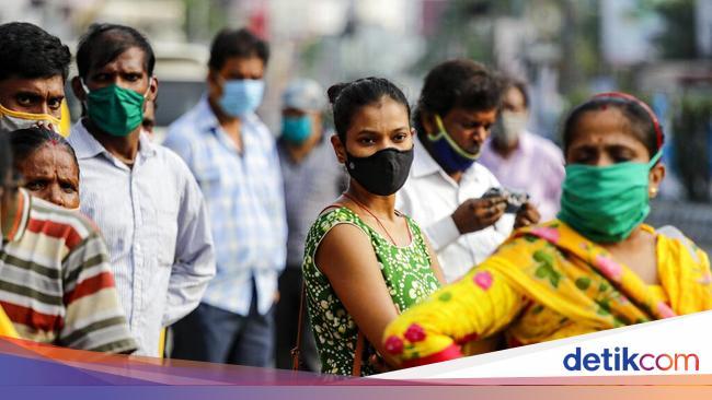 detikHealth Komentar WHO Soal India yang Diprediks