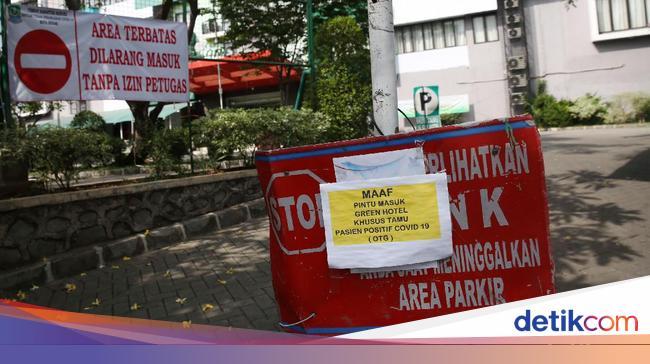 27 Hotel Di Jakarta Disiapkan Untuk Isolasi Pasien Corona 5 Terpakai