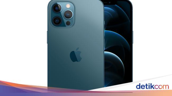 Baterai iPhone 12 Pro Max Lebih Kecil Dibanding Pe