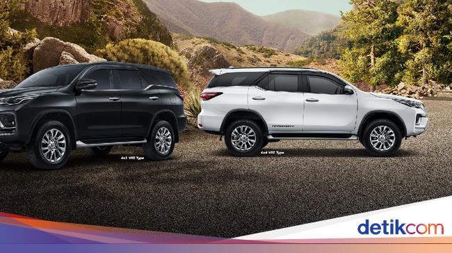 Toyota New Fortuner Harganya Tembus Rp 700 Juta, Siapa yang Mau Beli?