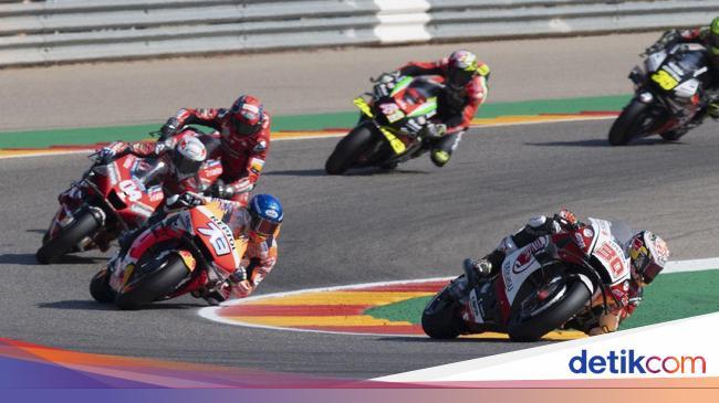 Link Live Streaming MotoGP Teruel Saksikan di Sini