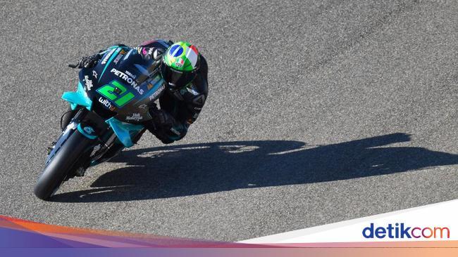 MotoGP Teruel 2020: Franco Morbidelli Juara, Alex