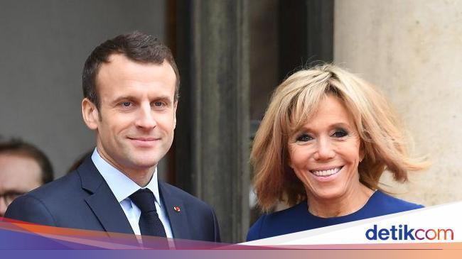 Ramai Seruan Boikot Sebab Komentar Macron Bikin Ne