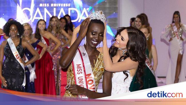 Ukir Sejarah, Wanita Kulit Hitam Jadi Miss Canada Lagi
