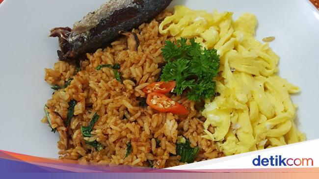 Resep Nasi Goreng Ikan Cue dan Terasi yang Sedap Banget