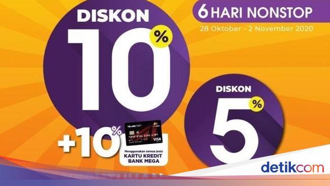 Semua Diskon Belanja Kebutuhan Harian Sembako Di Transmart Carrefour
