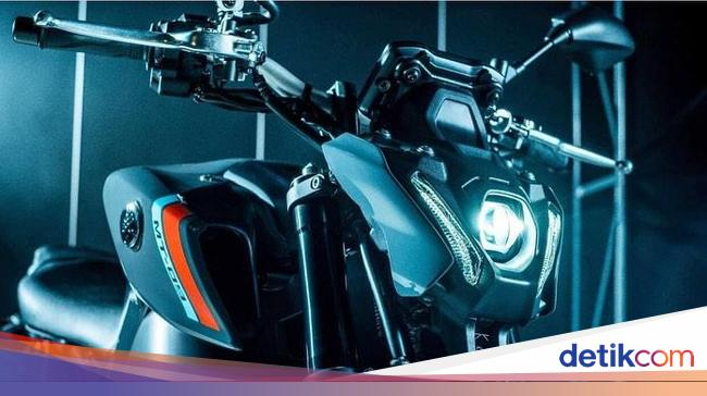 Inilah Penampakan Yamaha MT-09 2021, Headlamp Mirip X-Ride