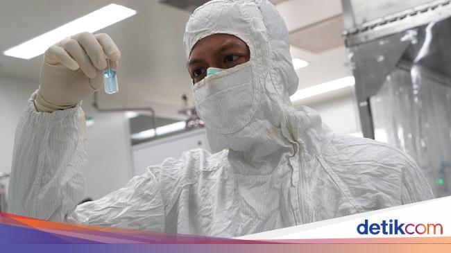 RI Sudah Amankan 440 Juta Dosis Vaksin COVID-19 hingga Akhir 2021