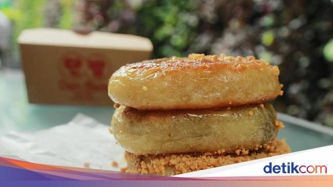 Dan Bam: Enak! Hotteok, Pancake Korea dengan Isian Brown ...