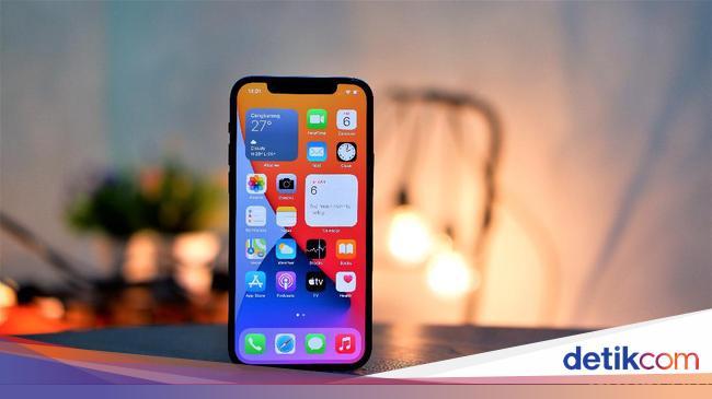 Ini Harga iPhone 12 Resmi di Indonesia, Mulai Bisa Dipesan ...