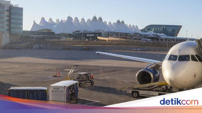 Dicurigai Mabuk, Penumpang Wanita Kedapatan Bugil di Bandara