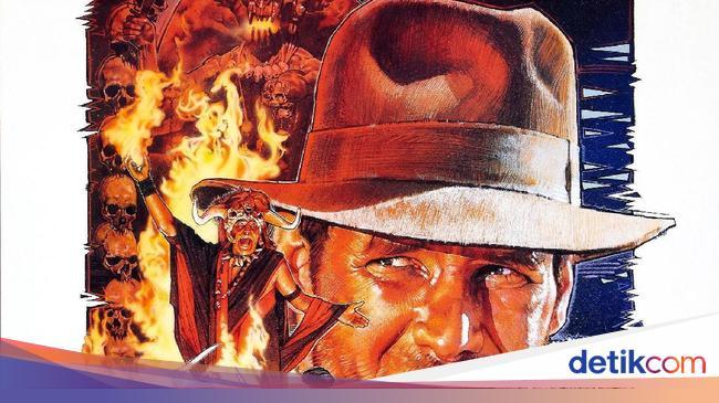Sinopsis Indiana Jones and the Temple of Doom, Dibintangi Harrison Ford Muda