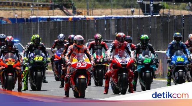 Media Asing Sebut Peluang Indonesia Gelar MotoGP di 2021 'Tipis', Ini Faktanya