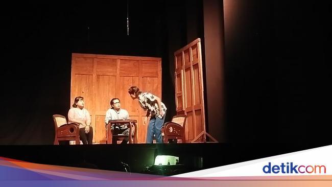 Gunungkidul Punya Tradisi Gelaran Festival Teater