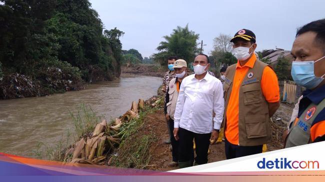 Bareng Gubsu, Doni Monardo Cek Lokasi Banjir-Posko ...
