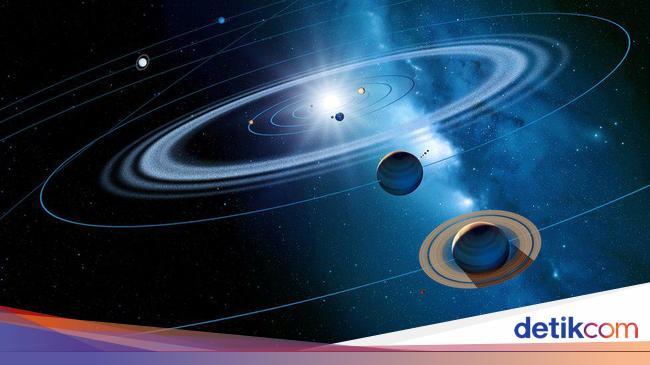Satelit: Benda Angkasa Pengiring Planet dan Jenis-