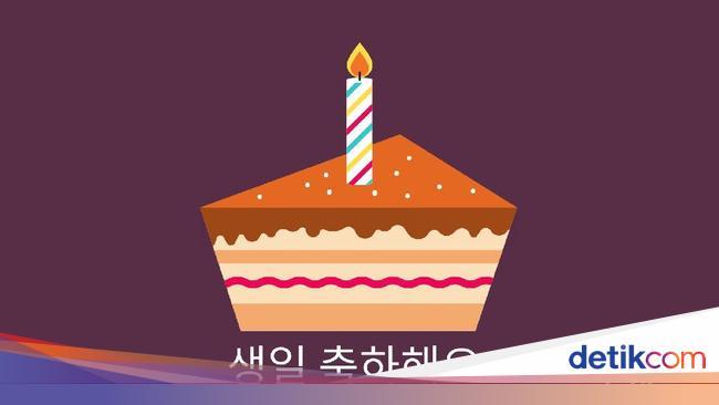 10 Ucapan Selamat Ulang Tahun Dalam Bahasa Korea Cocok Buat Pecinta Drakor