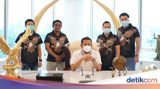 Bamsoet Dukung Tim eSports Tanding ke Kejuaraan Dunia ...