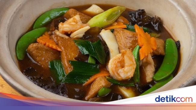 Resep Sapo Tahu Seafood Ala Restoran China Yang Populer