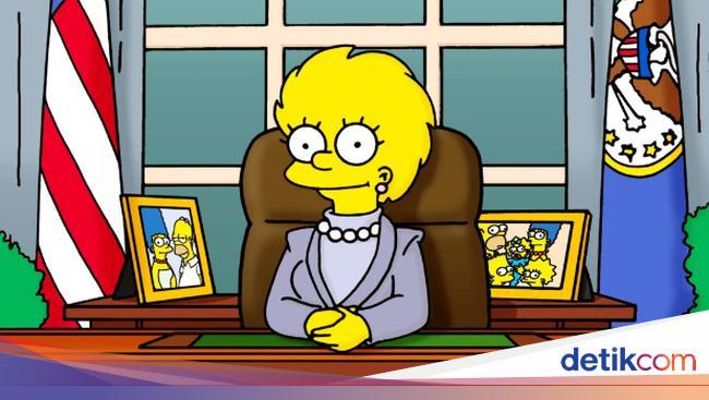 Ramalan The Simpsons Selalu Heboh Dibahas Fans, In
