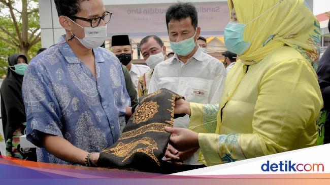 Batik Batam Jadi Potensi yang Diperhatikan Pemerintah
