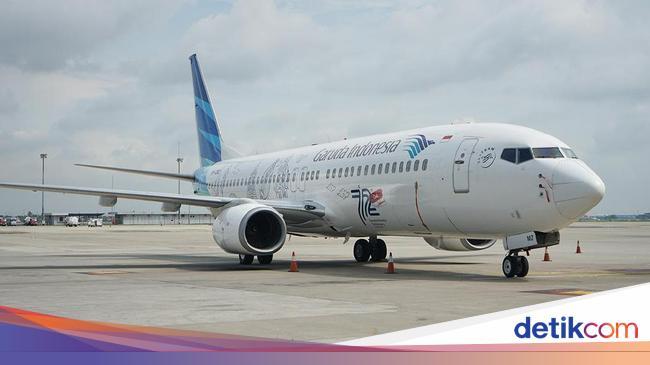 GIAA Garuda RUPS Bulan Depan, Jadi Rombak Direksi dan Komisaris?