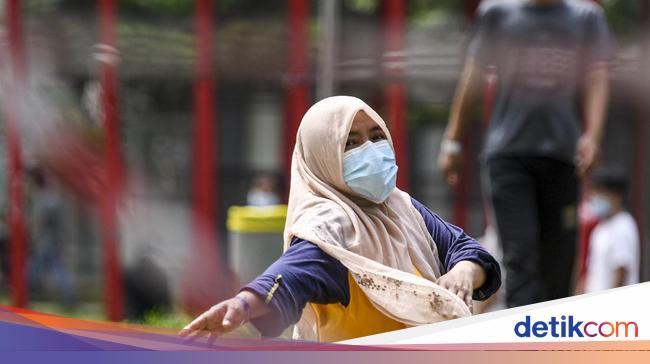 Waduh! Zona Hijau COVID-19 di Indonesia Tinggal 2 Wilayah, Ini Daftarnya