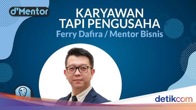 d'Mentor: 'Sukses Berbisnis Bagi Karyawan'