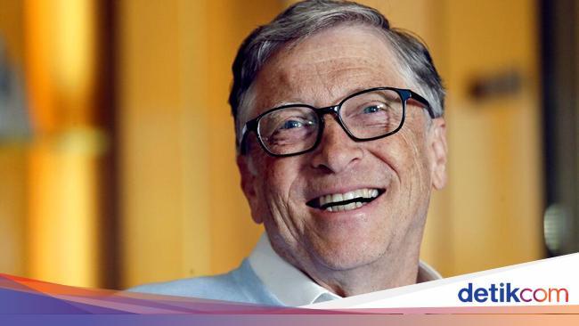 1 Ini Pesan Bill Gates untuk Orang yang Sudah Diva
