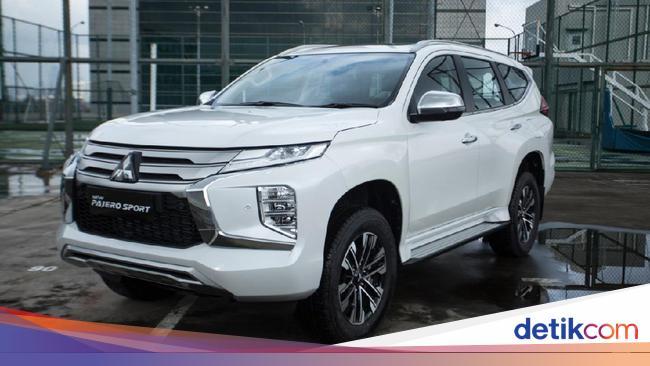 Pajero Sport Facelift Vs Toyota Fortuner Pilih Mana