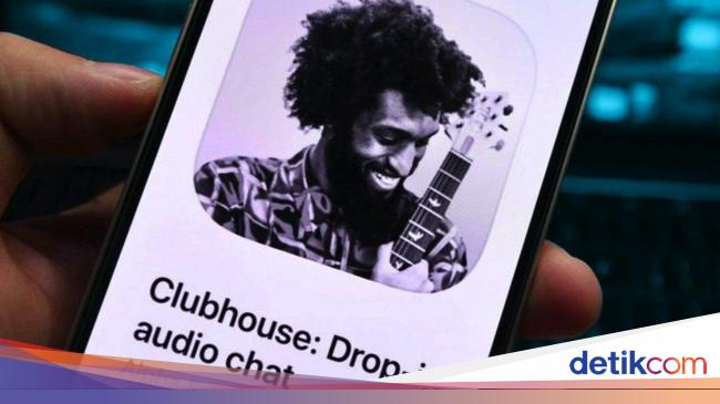 Terancam Diblokir di RI, Ini yang Perlu Diketahui tentang Clubhouse