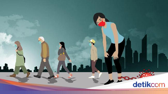 Amit-amit, RI Jangan Sampai Diterjang Tsunami COVI