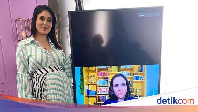 Foto: Gaya Kehamilan Kareena Kapoor Khan Sampai Lahir Anak ...
