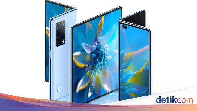Huawei Mate X2 Dirilis, Pakai Dua Layar Mirip Galaxy Fold