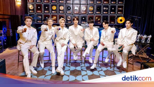 Kata Big Hit Music soal Kabar BTS Rilis Lagu Baru Mei 2021