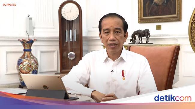 Pakar Gestur Analisis Emosi Jokowi Saat Pencabutan