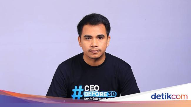 Kisah Mantan Pengamen Kini Sukses Jadi CEO, Jualan Sabun Wajah Pria Terlaris