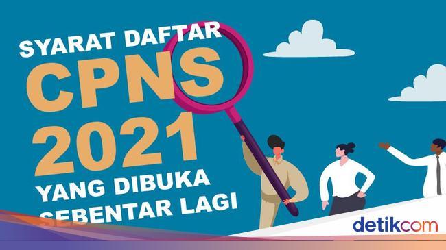 Cek di Sini Info Soal Pendaftaran CPNS 2021