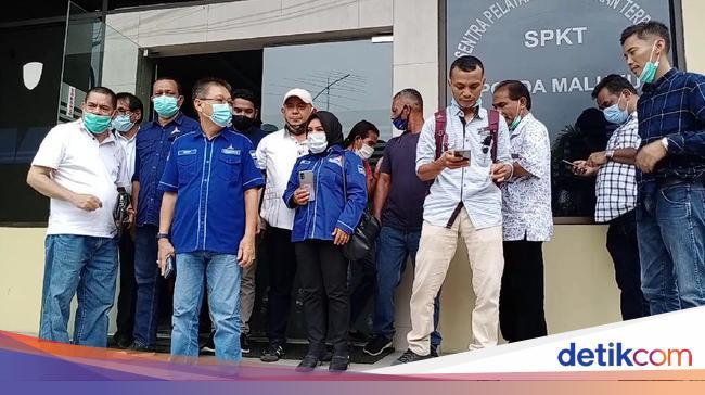 DPD Partai Demokrat Maluku Polisikan 11 Orang yang