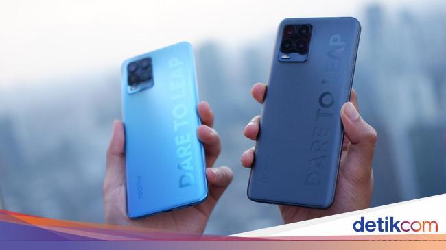 Rilis di Indonesia, Ini Harga dan Spesifikasi Realme 8 dan 8 Pro 108 MP
