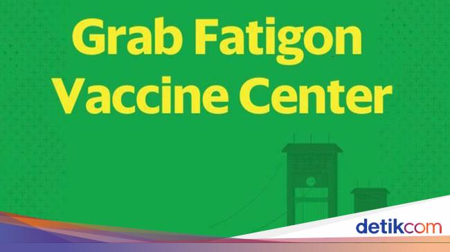 KemenkesGandeng Fatigon & Grab Hadirkan Pusat Vaksinasi di Palembang