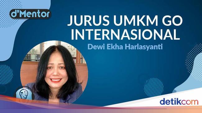 D'Mentor: Jurus UMKM Go International