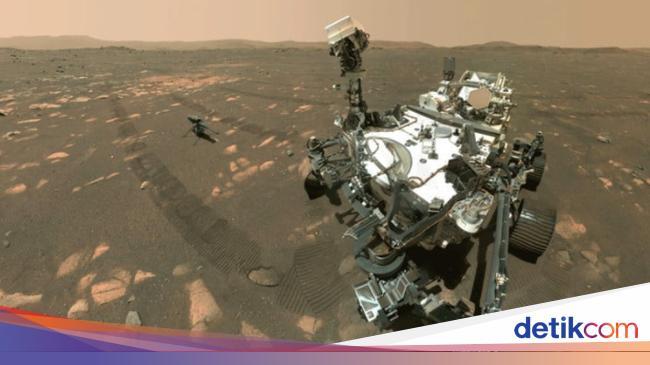 Kabar baik!  Robot NASA Berhasil Menciptakan Oksigen di Mars